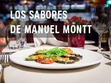 Los sabores de Manuel Montt