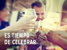 Es tiempo de celebrar
