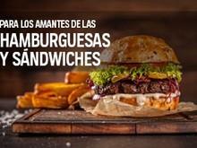 Amantes de las hamburguesas y los sándwiches