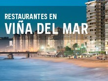 Restaurantes en Viña del Mar