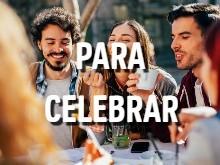 para celebrar