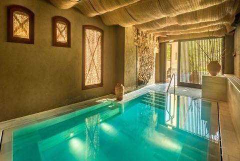 Experiencia Aire: baño termal y masaje opcional