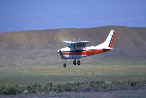 Bautismo de vuelo: toma los mandos y elige la ruta
