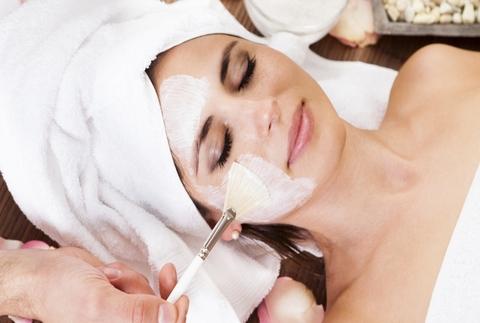 Limpieza facial completa o exprés
