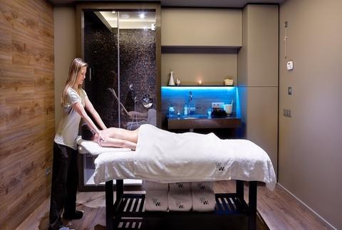 Spa y masaje para dos, ¡puro relax en pareja!