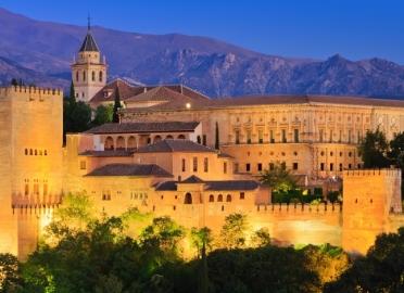 Visita nocturna guiada por la Alhambra