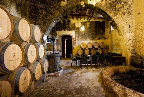 Visita con maridaje de vino y embutidos ibéricos