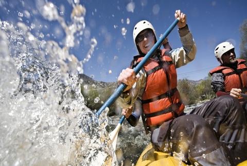 Rafting, Barrancos, Hidrospeed o Paseo a caballo