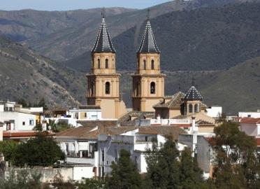 Visita a La Alpujarra