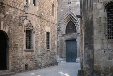 El Barrio Gótico y la Ribera