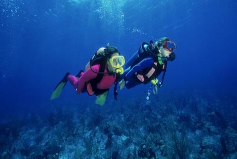 Bautizo en el mar
