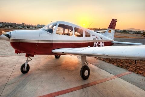 Vuelo en avioneta y posibilidad de pilotaje