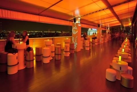 Cocktail&Fun en el Hotel Silken Puerta América 5*