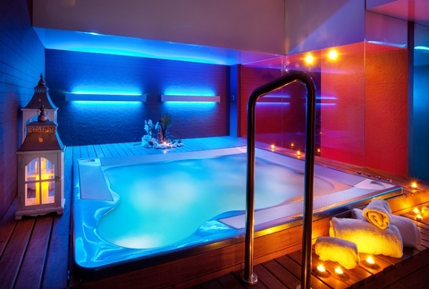 Relax en pareja, Spa y masaje en cabina dúo