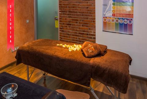 Elige tu masaje corporal 'del mundo', ¡y relájate!
