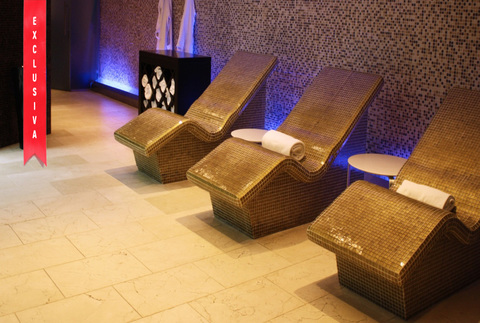 Circuito Spa en Hotel 5* con opción a masaje