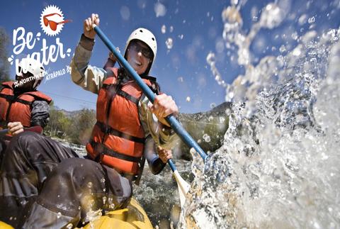 #BeWater: rafting, barrancos, hidrospeed y más