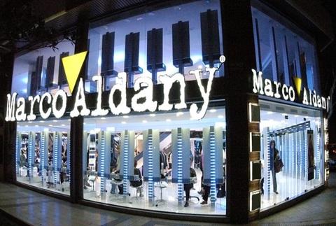 Sesión de peluquería en tu centro Marco Aldany y, ¡ponte guapa!