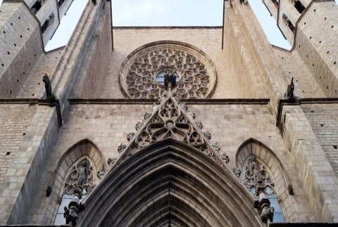 Ruta literaria: La Catedral del Mar