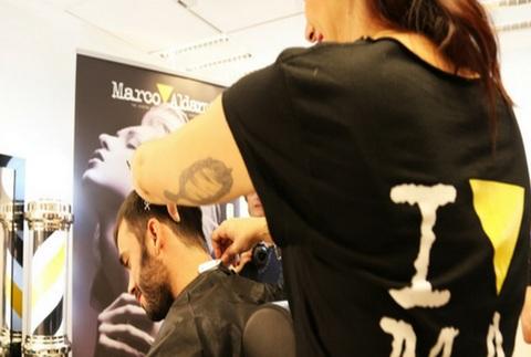 Corte para chicos con opción a barba en tu centro Marco Aldany