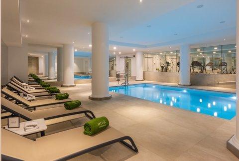 Acceso a Yhi Wellness hotel Meliá Madrid Princesa 5*, opción masaje