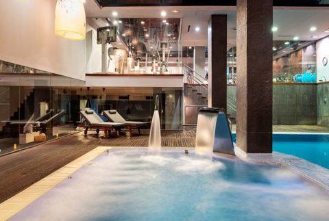 Spa con o sin masaje en Hotel Miguel Angel 5*