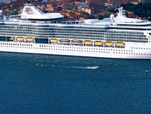 Crucero a bordo del Brilliance of the Seas