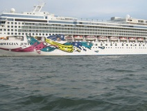 Crucero a bordo del Norwegian Jewel