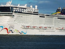 Crucero a bordo del Norwegian Epic