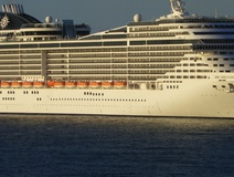 Crucero a bordo del MSC Splendida