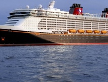 Crucero a bordo del Disney Dream