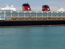 Crucero a bordo del Disney Magic