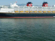 Crucero a bordo del Disney Wonder