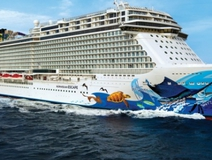 Crucero a bordo del Norwegian Escape