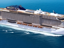 Crucero a bordo del MSC Seaside