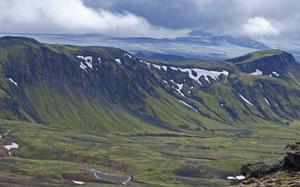Glaciar Myrdalsjokull