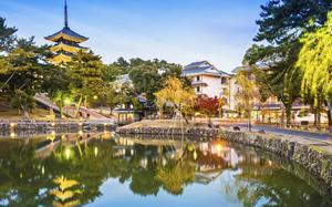 Ciudad de Nara