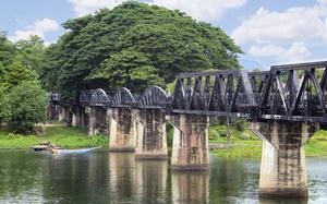 Puente sobre el Río Kwai