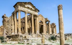 Ruinas de Sufetula