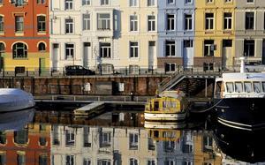 Reflejos en el canal