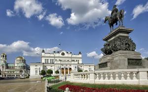 Plaza del Parlamento