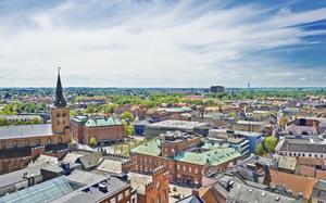 Panorámica de Odense