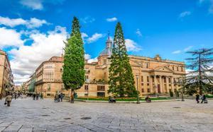 Casco histórico Salamanca