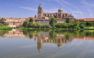 Reflejo catedral