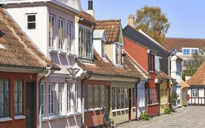Centro histórico de Odense