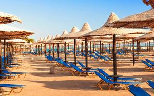 Playa de Sharm-el-Sheikh