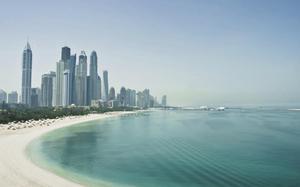 Dubai panorámica