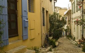 Calle en Arles