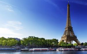 Sena y Tour Eiffel
