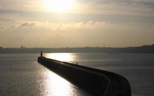 Faro de Saint Malo